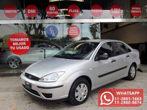 Ford Focus 1.6 Ambiente Gnc Mp3 2009 Rpm Moviles
