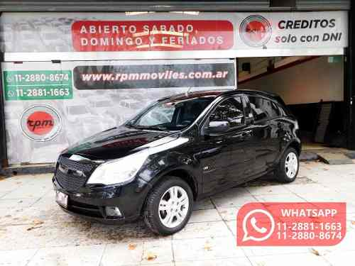 Chevrolet Agile 1.4 Ltz 2011 Rpm Moviles