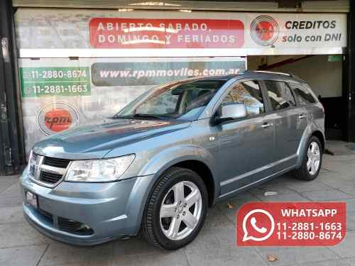 Dodge Journey 2.7 Rt 2010 Rpm Moviles