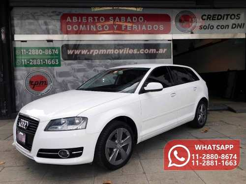 Audi A3 1.4 Tsi Mt 2012 Rpm Moviles