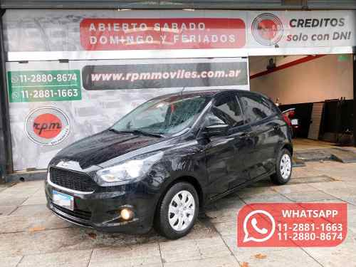 Ford Ka 1.5 S 2016 Rpm Moviles