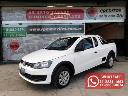 Volkswagen Saveiro 1.6 Ce 101cv Pack Electr 2014 Rpm Moviles