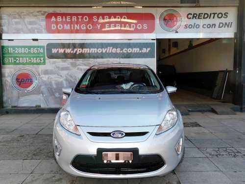 Ford Fiesta Kinetic Design 1 6 Design Titanium 2012 Rpm Autos Y
