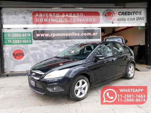 Ford Focus Ii 1.6 Trend Sigma 2012 Rpm Moviles