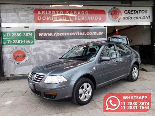 Volkswagen Bora 2.0 Trendline 115cv Tiptronic 2009 Rpm Movil