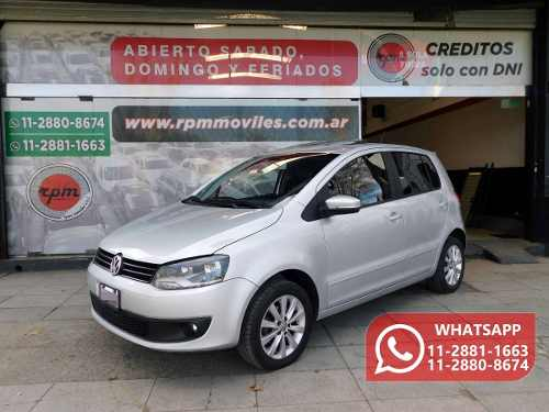 Volkswagen Fox 1.6 Highline Imotion 2012 Rpm Moviles