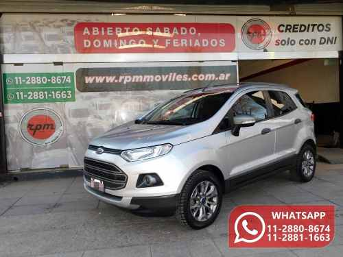 Ford Ecosport 1.6 Freestyle 110cv 2014 Rpm Moviles