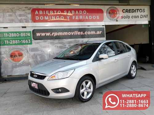 Ford Focus Ii 1.6 Trend Sigma 2013 Rpm Moviles