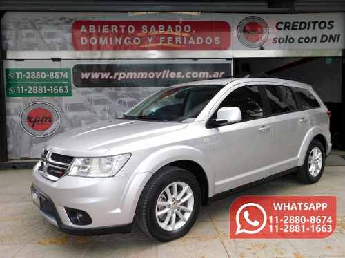 Dodge Journey 2.4 Sxt 170cv Atx6 2014 Rpm Moviles