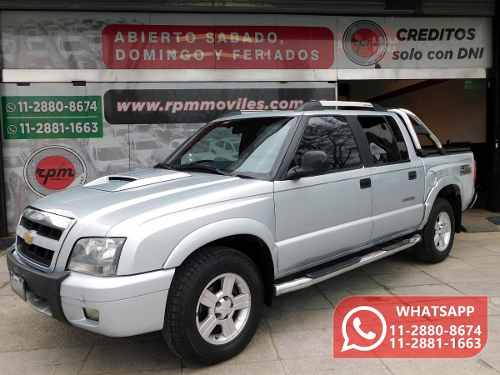 Chevrolet S10 2.8 G4 Cd Limited 4×4 2009 Rpm Moviles