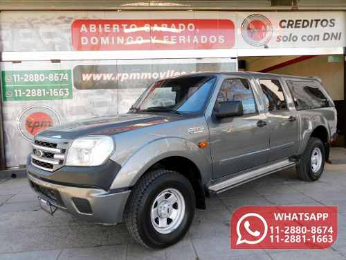 Ford Ranger 3.0 Cd Xl 4×2 2010 Rpm Moviles