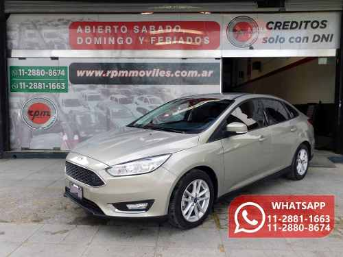 Ford Focus Iii 2.0 Se 2016 Rpm Moviles