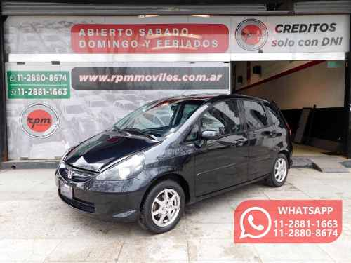 Honda Fit 1.5 Ex 2007 Rpm Moviles