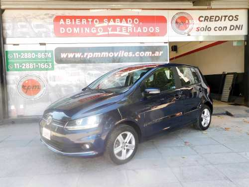 Volkswagen Fox 1.6 Trendline 5p 2015 Rpm Moviles