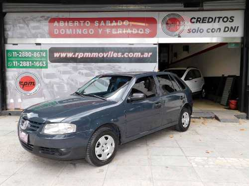 Volkswagen Gol 1.6 I Power 601 5 P
