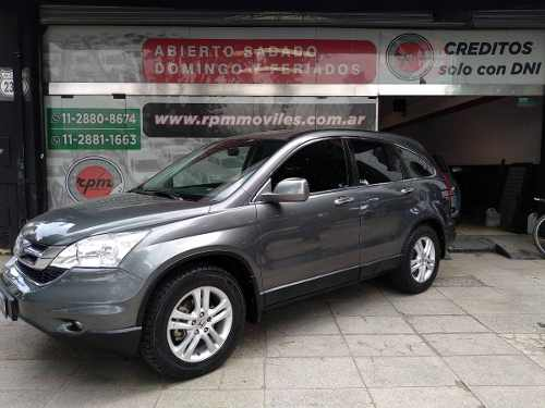 Honda Cr-v 2.4 Ex At 4wd 2011 Rpm Moviles