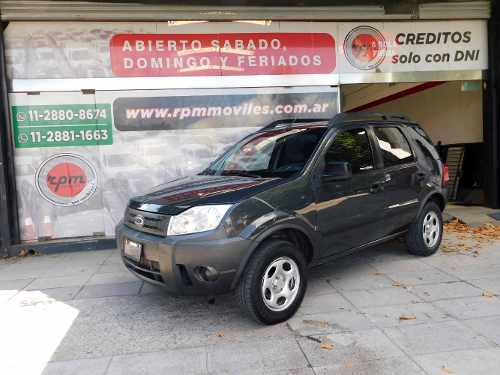 Ford Ecosport 2.0 Xls 4×2 2010 Rpm Moviles