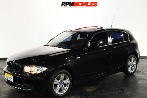 Bmw Serie 1 2.0 120d Active 177cv 2012 Rpm Moviles