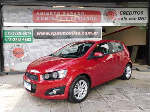 Chevrolet Sonic 1.6 Lt 2016 Rpm Moviles