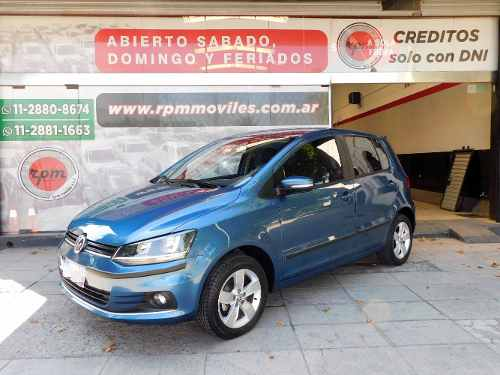 Volkswagen Fox 1.6 Trendline 2016 Rpm Moviles
