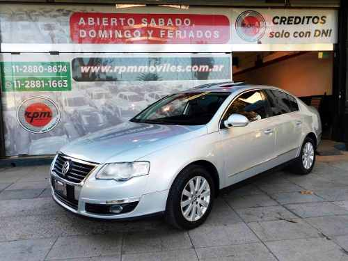 Volkswagen Passat 2.0 I Advance 2006 Rpm Moviles