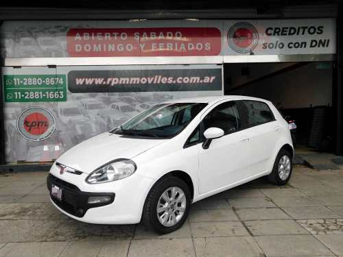 Fiat Punto 1.4 Attractive 2013 Rpm Moviles