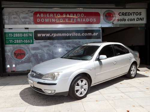 Ford Mondeo 2.0 Ghia 2004 Rpm Moviles