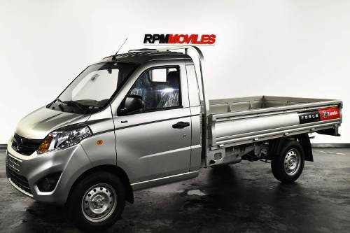 Foton Gratour T3 Truck Cabina Simple 2018 Rpm  Zanella Force