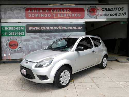 Ford Ka 1.6 Fly Viral 95cv 2013 Rpm Moviles