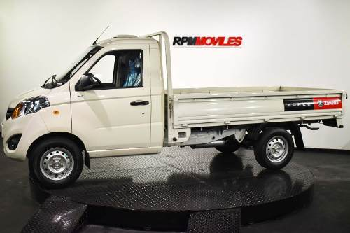 Zanella Force Cabina Doble 2018 Rpm Gratour T3 Truck 2