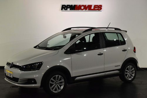 Volkswagen Fox 1.6 Track 2016 Rpm Moviles
