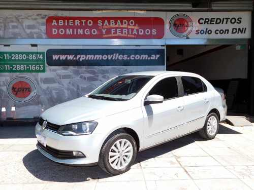 Volkswagen Voyage 1.6 Highline 101cv 2016 Rpm Moviles