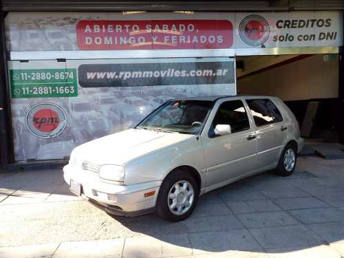 Volkswagen Golf 1.8 Gl 1998 Rpm Moviles