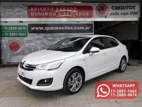 Citroën C4 Lounge 1.6 Thp At6 Select Pack At 2014 Rpm Movile