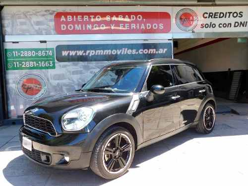 Mini Cooper Countryman 1.6 S 184cv At 2013 Rpm Moviles