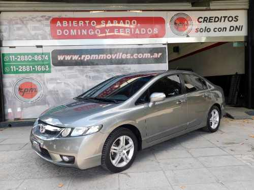 Honda Civic 1.8 Exs At 2011 Rpm Moviles