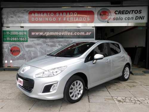 Peugeot 308 1.6 Active 115cv 2015 Rpm Moviles