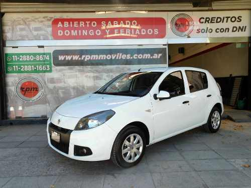 Renault Sandero 1.6 Expression 105cv 2013 Rpm Moviles