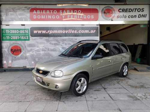 Chevrolet Corsa Wagon Gls 2010 Rpm Moviles