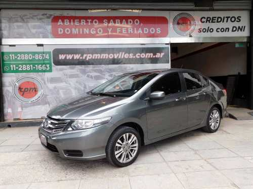 Honda City Lx 1.5 2012 Rpm Moviles