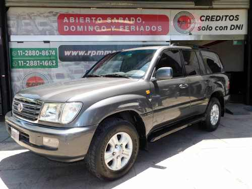 Toyota Land Cruiser Vx 4.2 4×4 7 Asientos 2003 Rpm Moviles