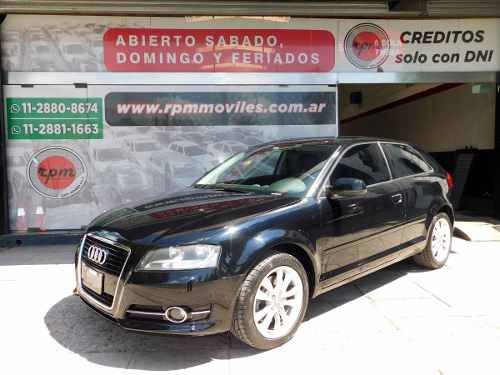 Audi A3 2.0 T Fsi Mt 200cv 3 P 2012 Rpm Moviles