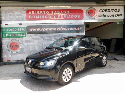 Volkswagen Gol Trend 1.6 Pack I 2015 Rpm Moviles
