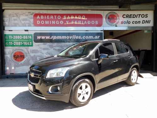 Chevrolet Tracker Ltz Mt 2013 Rpm Moviles