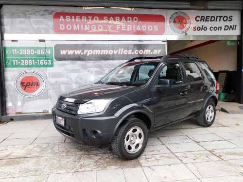 Ford Ecosport 2.0 Xls 4×2 2012 Rpm Moviles