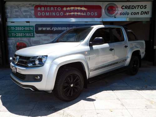 Volkswagen Amarok 2.0 Cd Tdi 180cv 4×2 Dark Label At
