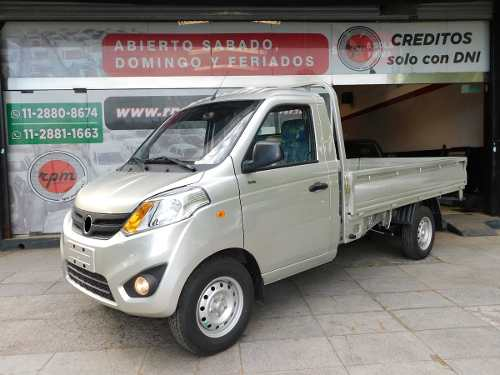 Foton Cabina Simple Zanella Force 2018 Rpm Moviles