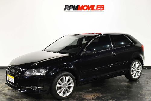 Audi A3 2.0 T Fsi Stronic 200cv 3p 1423 Mm 2012 Rpm Moviles