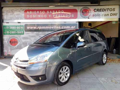 Citroën Grand Picasso 2.0 C4 2010 Rpm Moviles