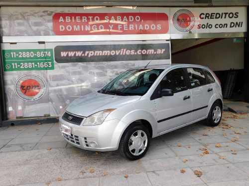 Ford Fiesta Ambiente Plus 1.6 5p 2007 Rpm Moviles